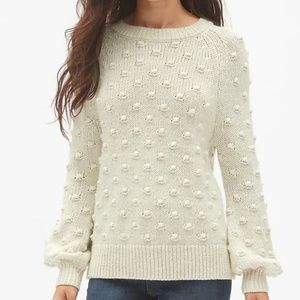 GAP Sweaters - Gap Dot Texture Sweater